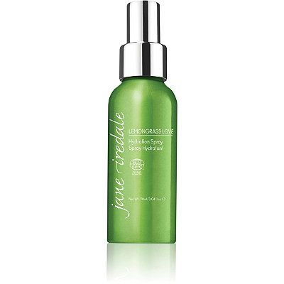 Lemongrass Love Hydration Spray, jane iredale, cherie