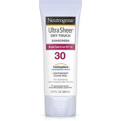 Ultra Sheer Dry-Touch Sunblock SPF30
