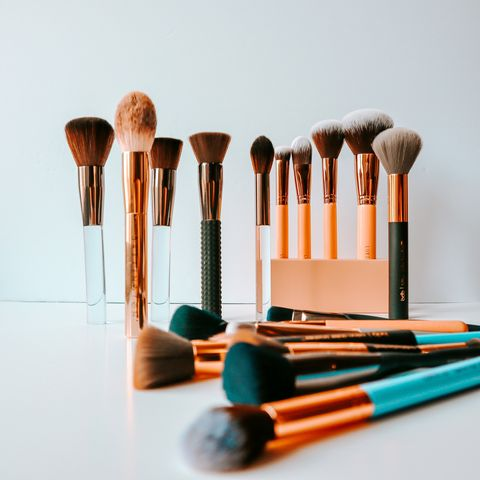 Makeup is flawless perfection with these brushes