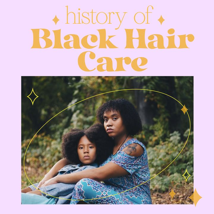 A Glimpse Into The History of Black Hair