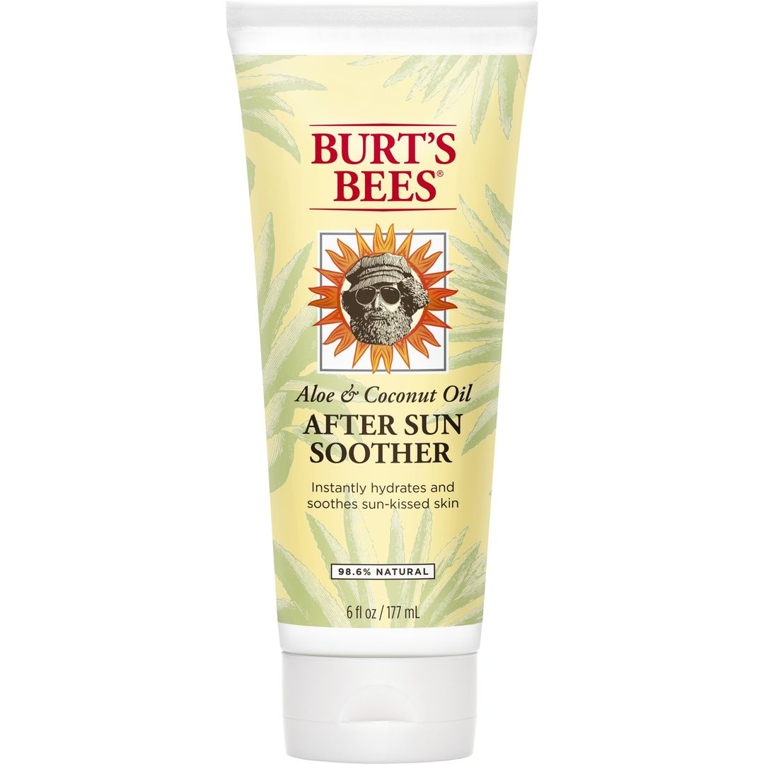 Aloe & Coconut Oil After-Sun Soother