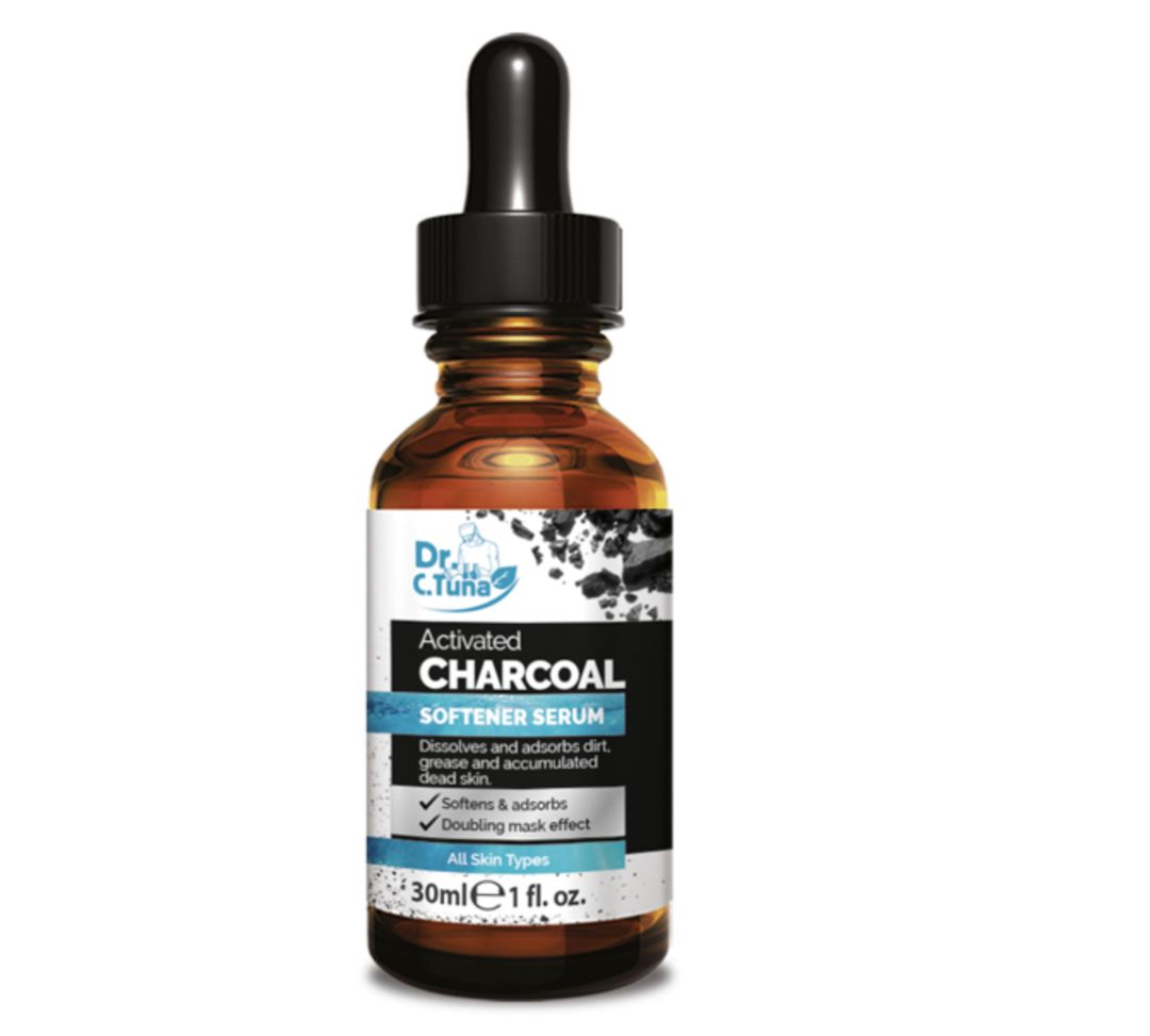 Dr C Tuna Activated Charcoal Serum