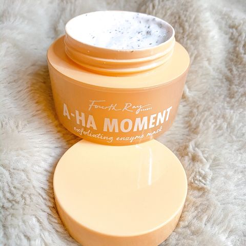 A-ha moment exfoliating enzyme mask