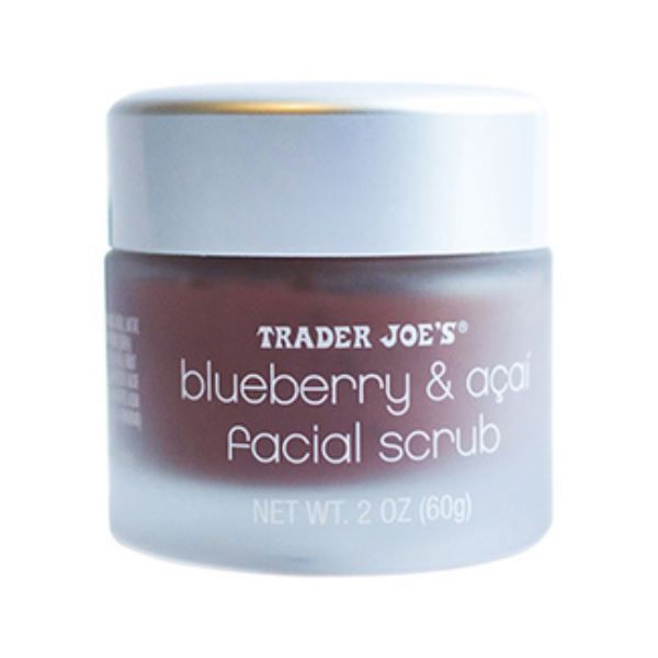 Blueberry and Acai Facial Scrub