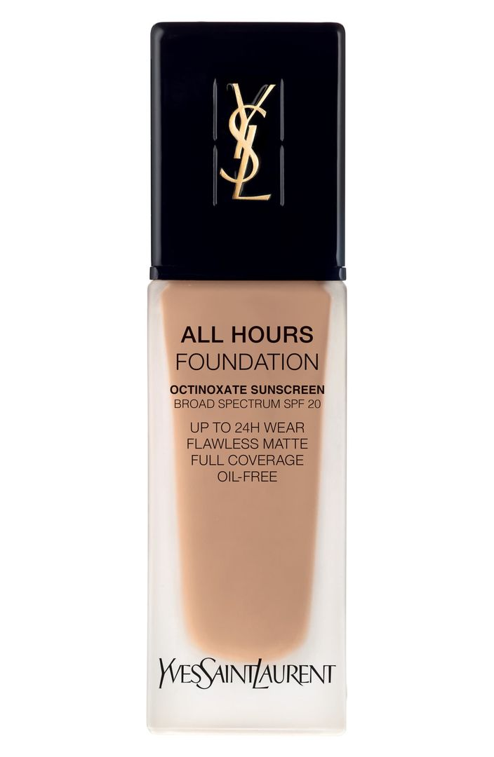 All Hours Full Coverage Matte Foundation SPF 20