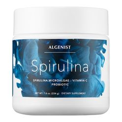 Spirulina Microalgae Vitamin C Probiotic Supplement