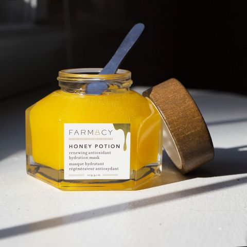 Not worth the hype: honey mask