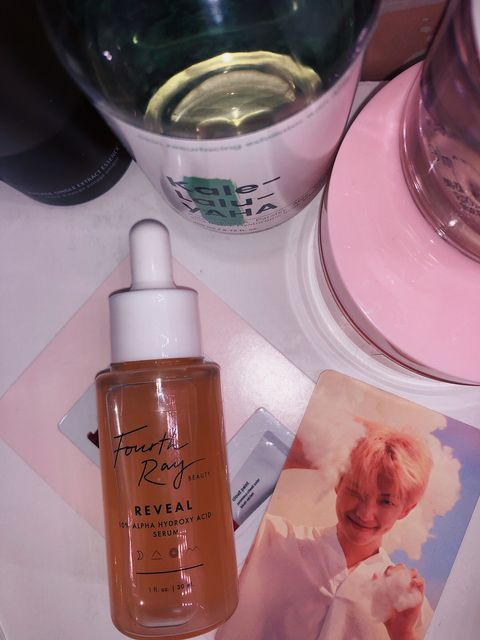 FRB Reveal / lets kiss those pores goodbye!