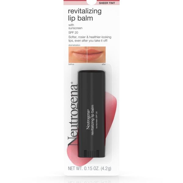 Revitalizing Lip Balm SPF 20, Neutrogena, cherie