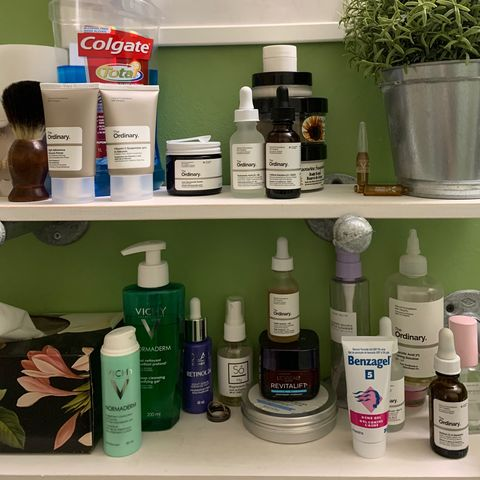 My real-deal, go-to skin care products.