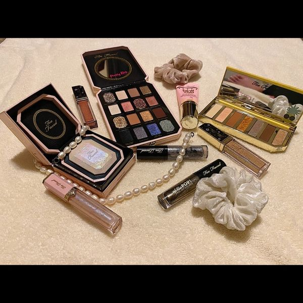 my AFFORDABLE too faced products😍😍❤️ | Cherie