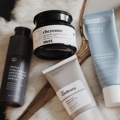 skincare + tips for glowing skin without makeup!