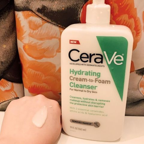 NEW! From cerave!