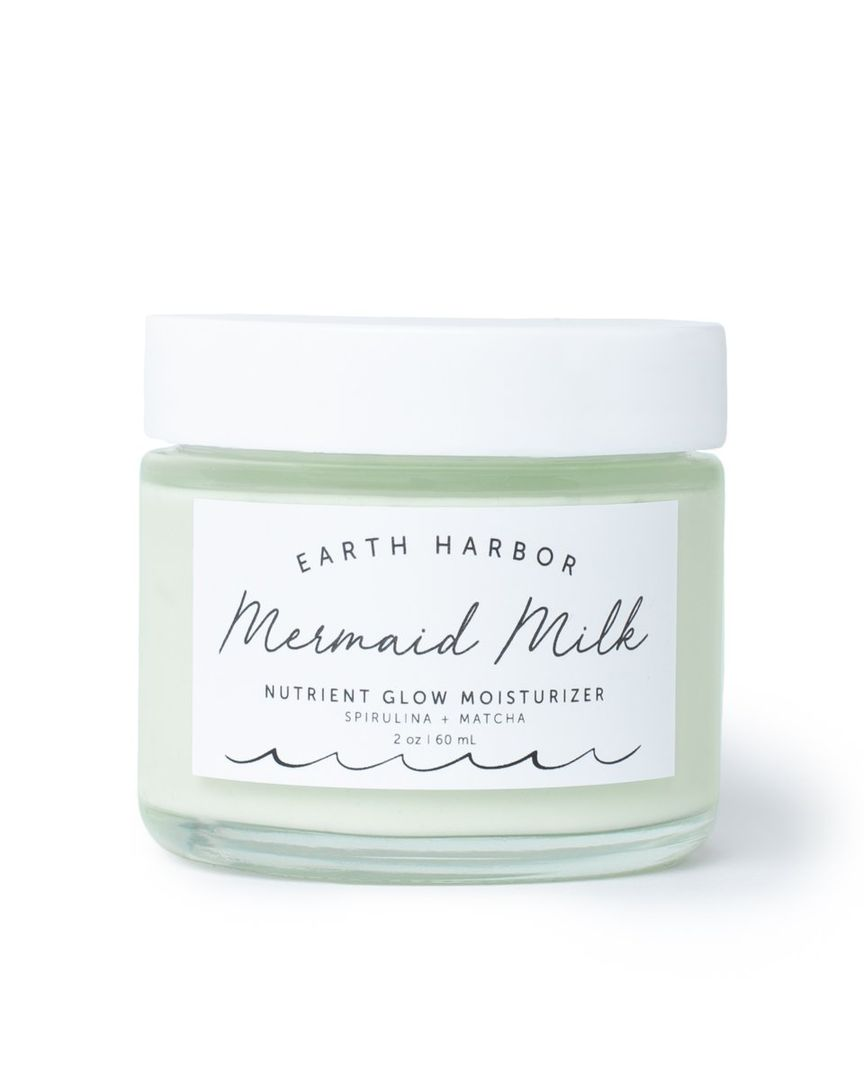 MERMAID MILK Nutrient Glow Moisturizer