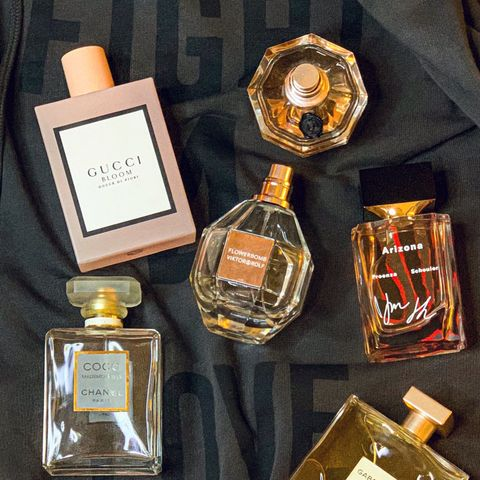 FAVORITE PERFUMES: HOLY GRAILS 😍