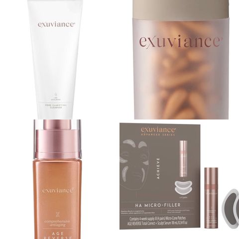 Best anti-aging products !