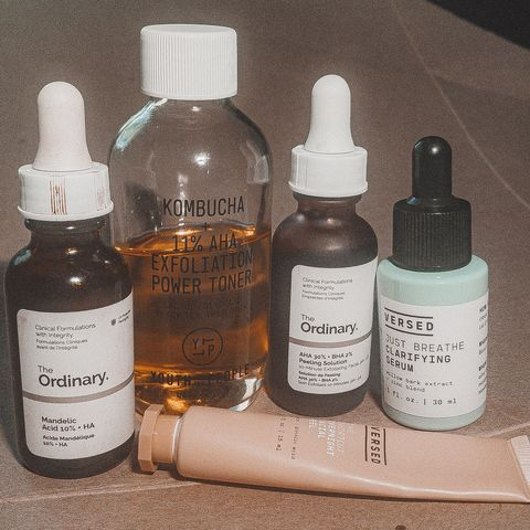 ﹛My Favorite Skincare Actives﹜