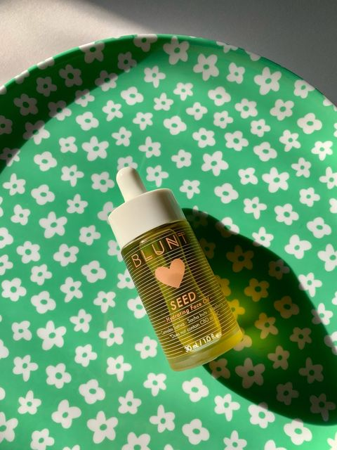 Blunt Skincare Seed Hydrating Face Oil