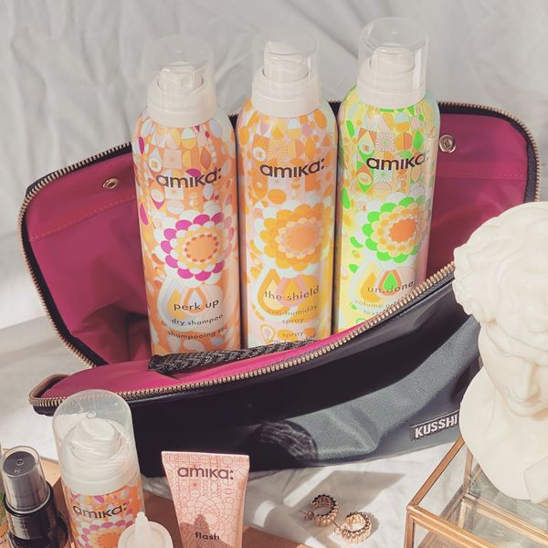 TOP 3 AMIKA PRODUCTS FOR VOLUME | Cherie