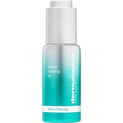 Retinol Acne Clearing Oil