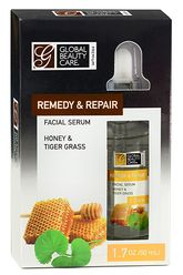 Remedy and Repair Facial Serum Honey and Tiger Grass