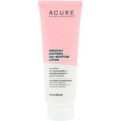 Seriously Soothing 24hr Moisture Lotion