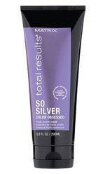 So Silver Triple Power Toning Hair Mask for Blonde and Silver Hair