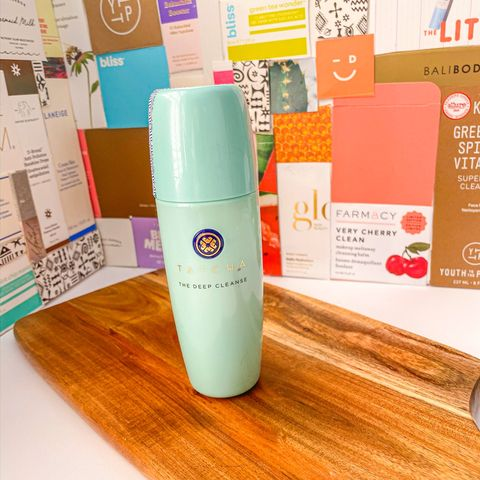 "Tatcha ""The Deep Cleanse"" Exfoliating Cleanser"
