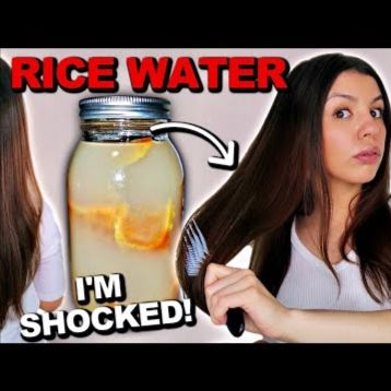 🍚Is Rice Water for Hair Growth Really the Next Big Trend?