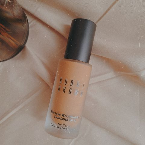 This foundation just wasn't for me!