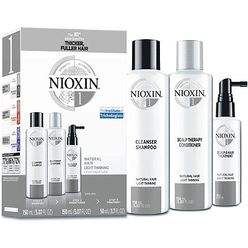 Hair Care Kit System 1, Fine/Normal to Light Thinning, Natural Hair