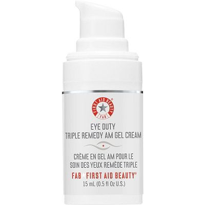 Eye Duty Triple Remedy A.M. Gel Cream