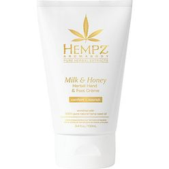 Milk & Honey Hand & Foot Crème