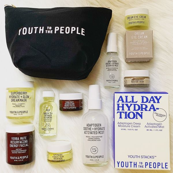 Youth to the People: Brand First Impressions | Cherie