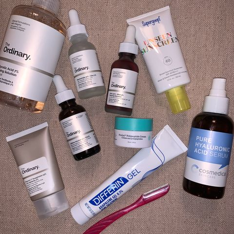 My skin care must haves!