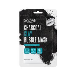 Charcoal Clay Bubble Mask