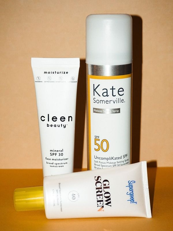 MY GO TO SUMMER SPF. HOW I REAPPLY SPF! | Cherie