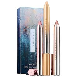 Frosted Metal Lipstick 3-pc Set