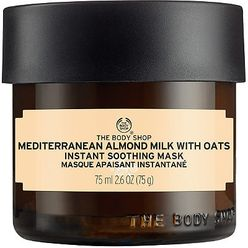 Mediterranean Almond Milk With Oat Instant Soothing Mask