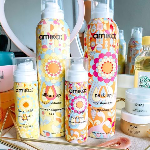 My favorite Amika products