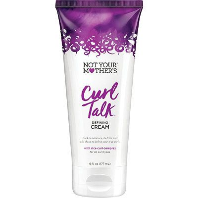 Curl Talk Defining Cream, NOT YOUR MOTHER'S, cherie