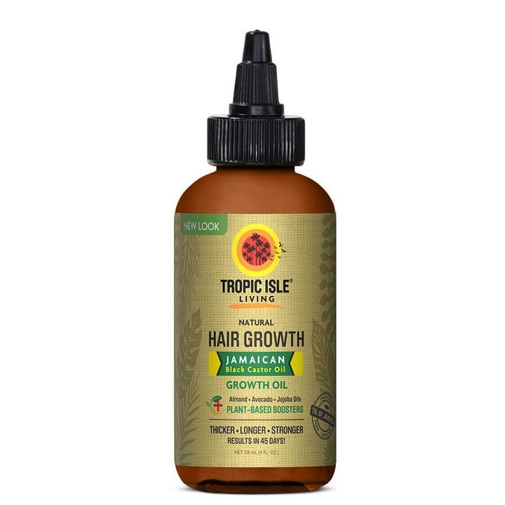 Jamaican Black Castor Hair Growth Oil