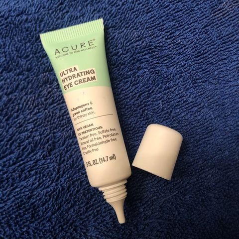 Great for Puffy under-eyes and wrinkles!