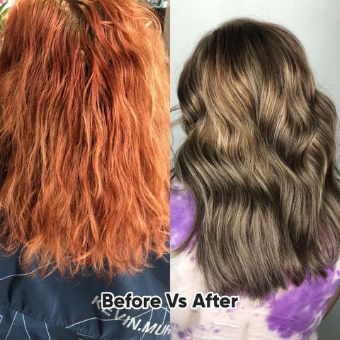 😳Why box dye is TERRIBLE for your hair