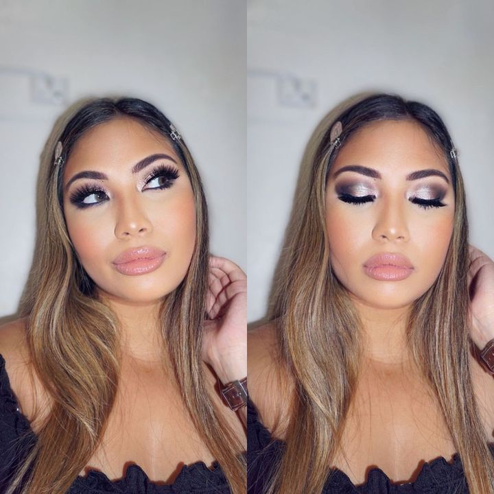 My Go-To Night Look: Sultry 🖤