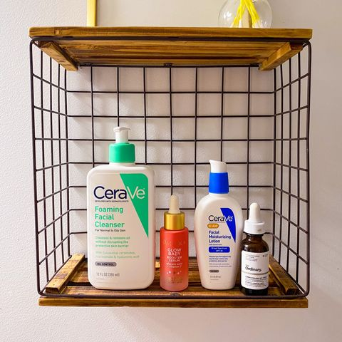 Ideal Morning Routine for Oily Skin