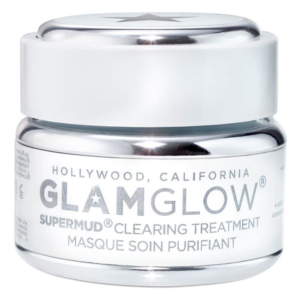 SUPERMUD Clearing Treatment Mask, GLAMGLOW, cherie