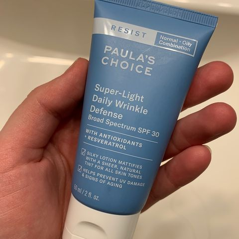 My favorite ingredient for sun protection