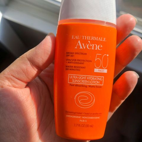 Avene sunscreen-nowhere to be seen?