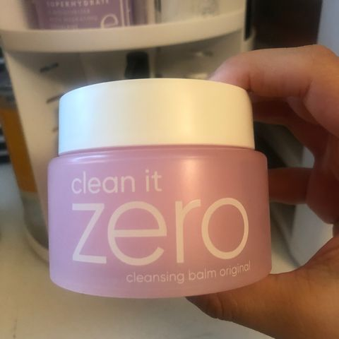 Finding a cleansing balm, pt 3